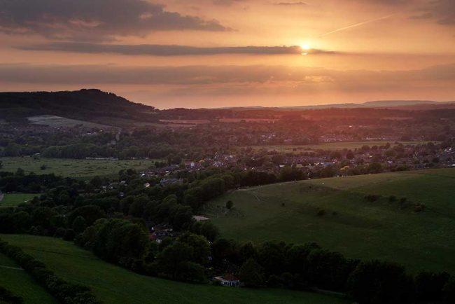 Landscape of the villages of Upper Beeding & Bramber – Village Hall Hire