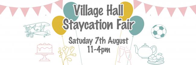 Beeding & Bramber Village Hall Staycation Fair